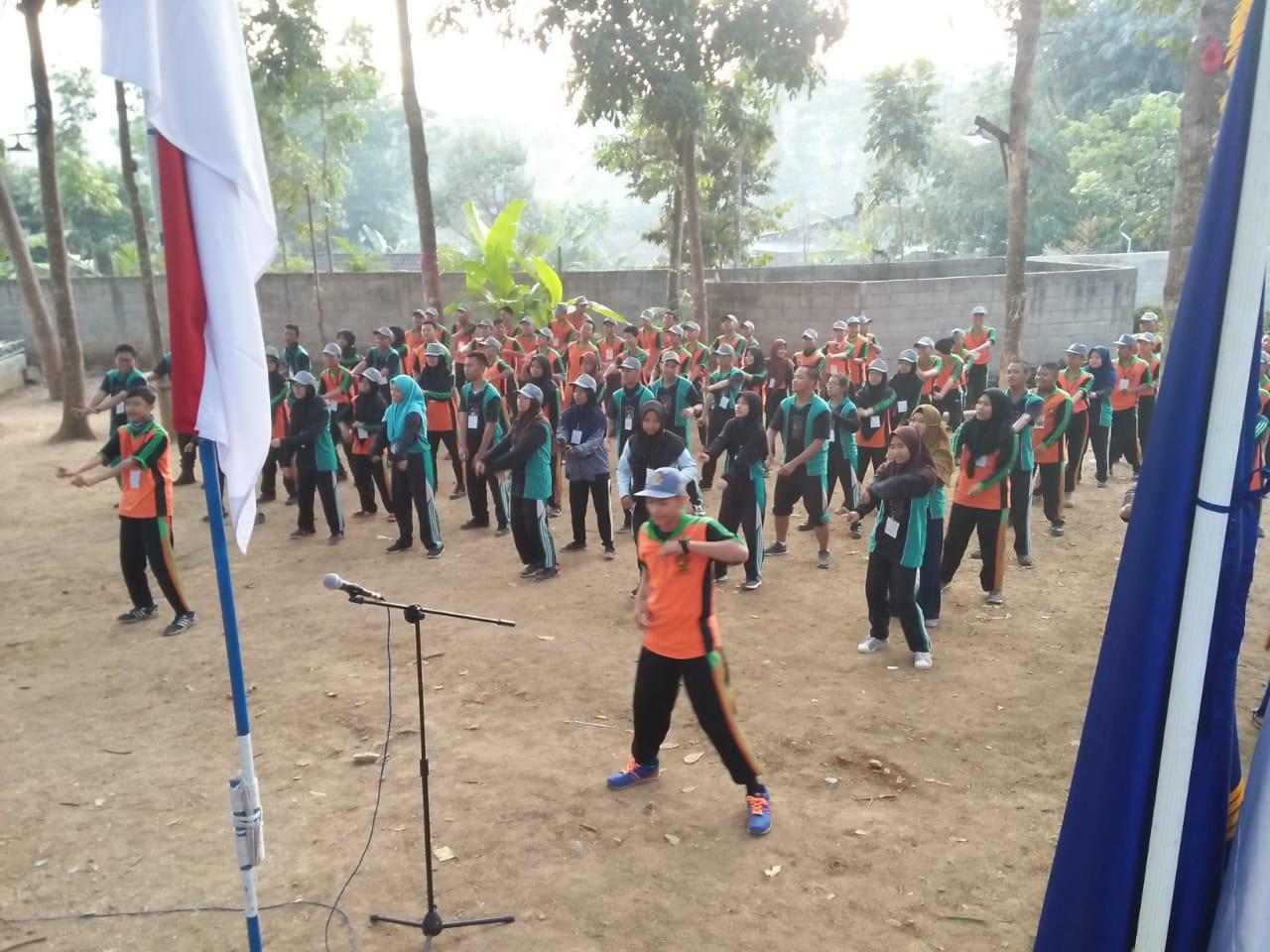 LDKS SMKN 3 Surabaya - Lentera Camp Trawas