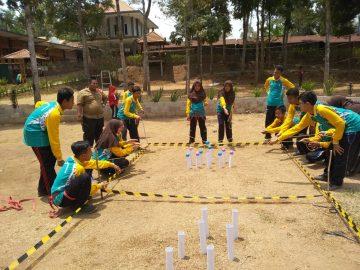 LDKS SMP Negeri 1 Tuban - Lentera Camp Trawas